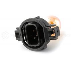 2 x Glühlampen PSY24W Chrome Amber 24W 12V