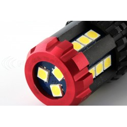 1x W21/5W LED 12/60V CAPTAIN Hybrid - 700lms - 7443