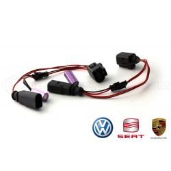 CANBUS plug & play error-free wiring plate, GOLF 6, GOLF 7, Scirocco, Skoda Octavia 2, Seat Leon 2