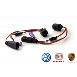 CANBUS plug & play error-free wiring plate, GOLF 6, GOLF 7, Scirocco, Skoda Octavia 2, Seat Leon 2