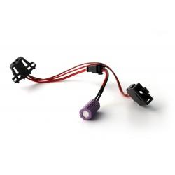 2x Faisceaux anti-erreur Plug&Play CANBUS plaque A4 A5 A6 A7 Q5 TT TIGUAN TOUAREG SKODA