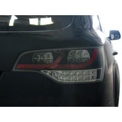 LED taillights Audi Q7 05-09_black