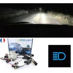 Feux de route xénon 500 C (312) - FIAT