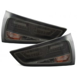 **DECTANE LED taillights Audi A1 2011+ _smoke