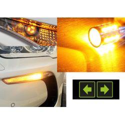 Indicatori di direzione anteriori LED per Opel Speedster