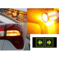 Flashing LED Pack for rear lights for Audi A4 B7