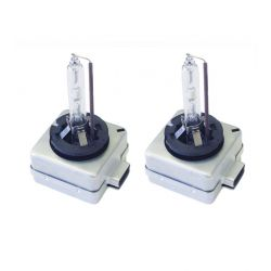 2 x Xenon Bulbs D3S - 4300K