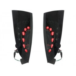LED taillights Ford Focus 98-04_black/smoke