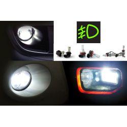 Pack antibrouillard avant LED pour Mercedes - S-CLASS (W220)