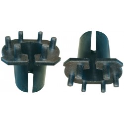 2 adapters door Japanese Bulbs / opel