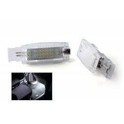 Pack Module Interior LED VAG GOLF 5, 6, JETTA, PASSAT, POLO, SHARAN, TIGUAN, TOURAN, SHARAN... - White 6000 K