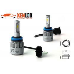 2 x Lampadine H11 LED HeadLight 75W - 6500K