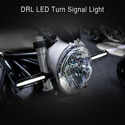 Blinken + LED-Tagfahrlichter Moto Sequential NightX V3.0