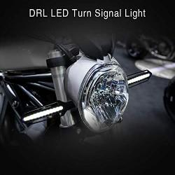 Luci lampeggianti + luci diurne a LED Moto Sequential NightX V3.0