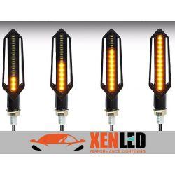 Clignotant LED défilant Moto séquentielle NightX V3.0