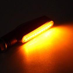 LED lampeggiante Scrolling Moto Barra sequenziale PM12LED