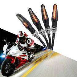 Clignotant LED défilant Moto Barre séquentielle PM12LED