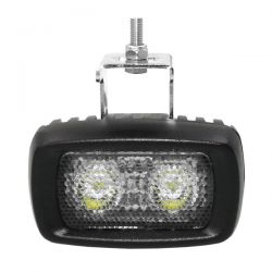 Système LED Auxiliaire 10W 550Lms Faisceau large 60° pour Moto Camion 4x4 - CREE