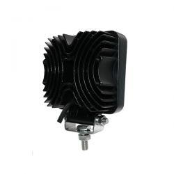 """Phare de Travail LED Rond 49W 7"""" XENLED pour 4X4 - Camion - Tracteur"""