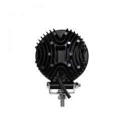 """Phare de Travail LED rond 27W 3,8"""" Faisceau flood pour Moto Camion 4x4 - CREE"""