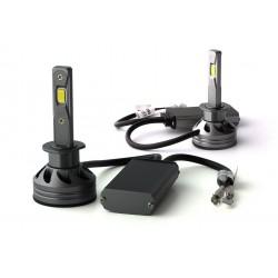 2 x Bulbs H3 6G GEN2 - 5000Lm - 6500K - 12 / 24 Vdc