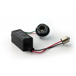 1 anti-Fehler Widerstandsmodul P21W - Auto gemultiplext