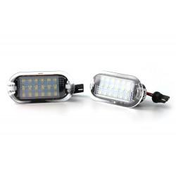Pack 2 modules LED Lighting Doors VW - Golf 3/4 / BORA / BEETLE / SHARAN / TOURAN