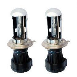 2 x Ampoule H4-3 55W 4300K xénon pour kit HID