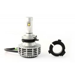 2 LED Adapters Kia, Hyundai Bulbs