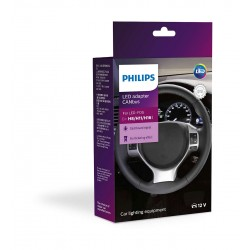 2x LED CANBUS H8 H11 H16 Philips Kit Headlight