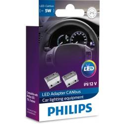 2x Widerstände Philips 5W 12956X2 Innen- und LED-Blinkleuchte