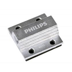 2x Résistances Éclairage intérieur et clignotants LED Philips 5W 12956X2