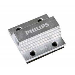 2x Resistors Philips 5W 12956X2 Indoor and LED Turn Signal Light