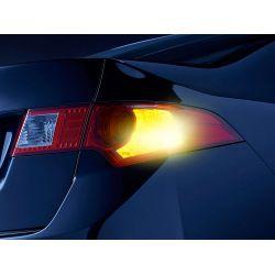 2x PY21W Philips X-tremeVision LED Automotive Signal Lamp 12764X2