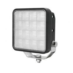 """Phare de Travail LED Carré 24W 4"""" XENLED pour 4X4 - Camion - Tracteur - OSRAM"""