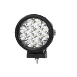 """Phare de Travail LED Rond 60W 6"""" XENLED pour 4X4 - Camion - Tracteur"""