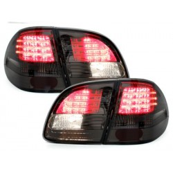 LED taillights Mercedes Benz E W211 T model_smoke