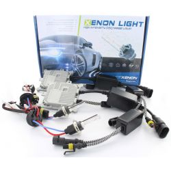 Low Beam Xenon Conversion - Error  free for JUSTY II (JMA, MS) - SUBARU