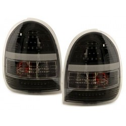 LED taillights Opel Corsa B 03.93-03.01_black