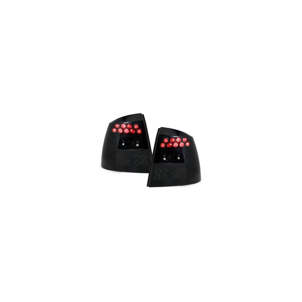 LED taillights Opel Astra G Lim./hatchback 98-04_black