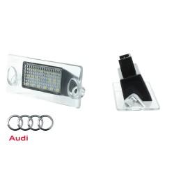 Rear license plate module Audi A3 8L v2 / A4 B5 Avant
