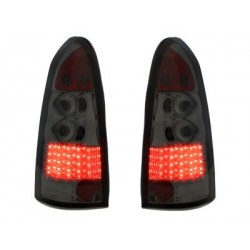 LED taillights Opel Astra G Caravan 98-04_smoke
