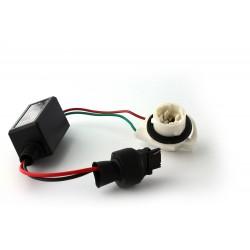 1 modulo anti-errore resistenza P27W 3156 - Car Multiplexed