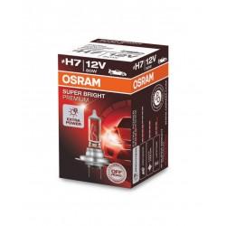 2 x H7 80W OSRAM SUPER BRIGHT PREMIUM OFF-ROAD 62261SBP