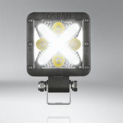 Projecteur LEDriving OSRAM MX85-WD CUBE 20W - LEDDL101-WD
