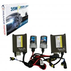 HID Conversion XENON KIT H7 short bulb - 5000 K - Slim Ballast