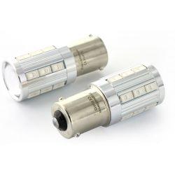 Pack blinkende Lampen hinten LED - Scania 3 - Serie Bus