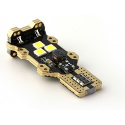1 x AMPOULE W16W T15 LED Super Canbus 850Lms XENLED - GOLD