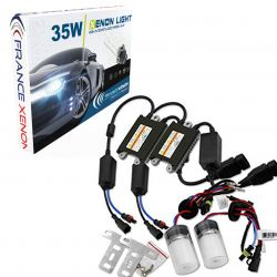 HIR2 / 9012 - 6000 ° K - Ballast luxury xpu fdr3 + car
