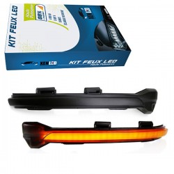 Wiederholer dynamische LED-Hintergrundbeleuchtung Golf Scrollen 7